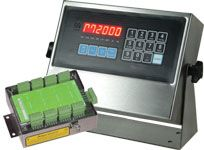 Western M2000D Digital Weighing System