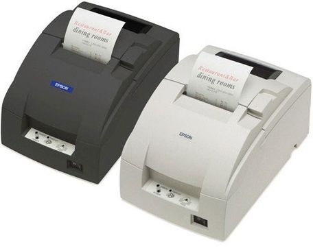 Epson TM-220 Tape Printer