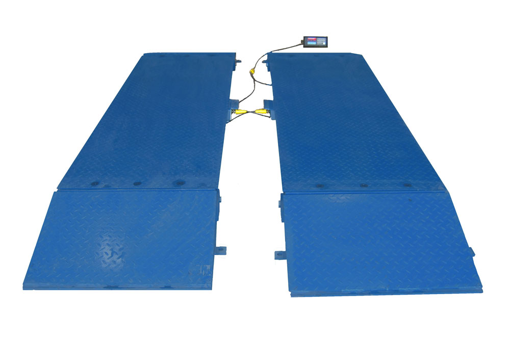 Massload Axle Pad Scale